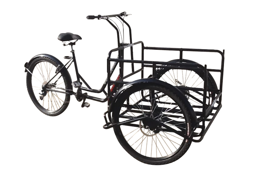 Tucano Tricycle Cargo Bike For Work Or Leisure Time