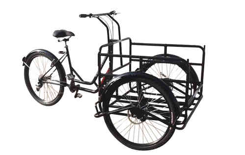 TUCANO Tricycle Cargo Bike