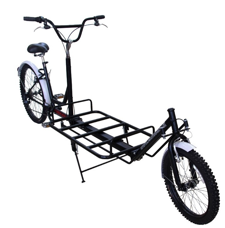 Wagon Bike L80 Work Bicycles Long Cargo Bike For Home Delivery