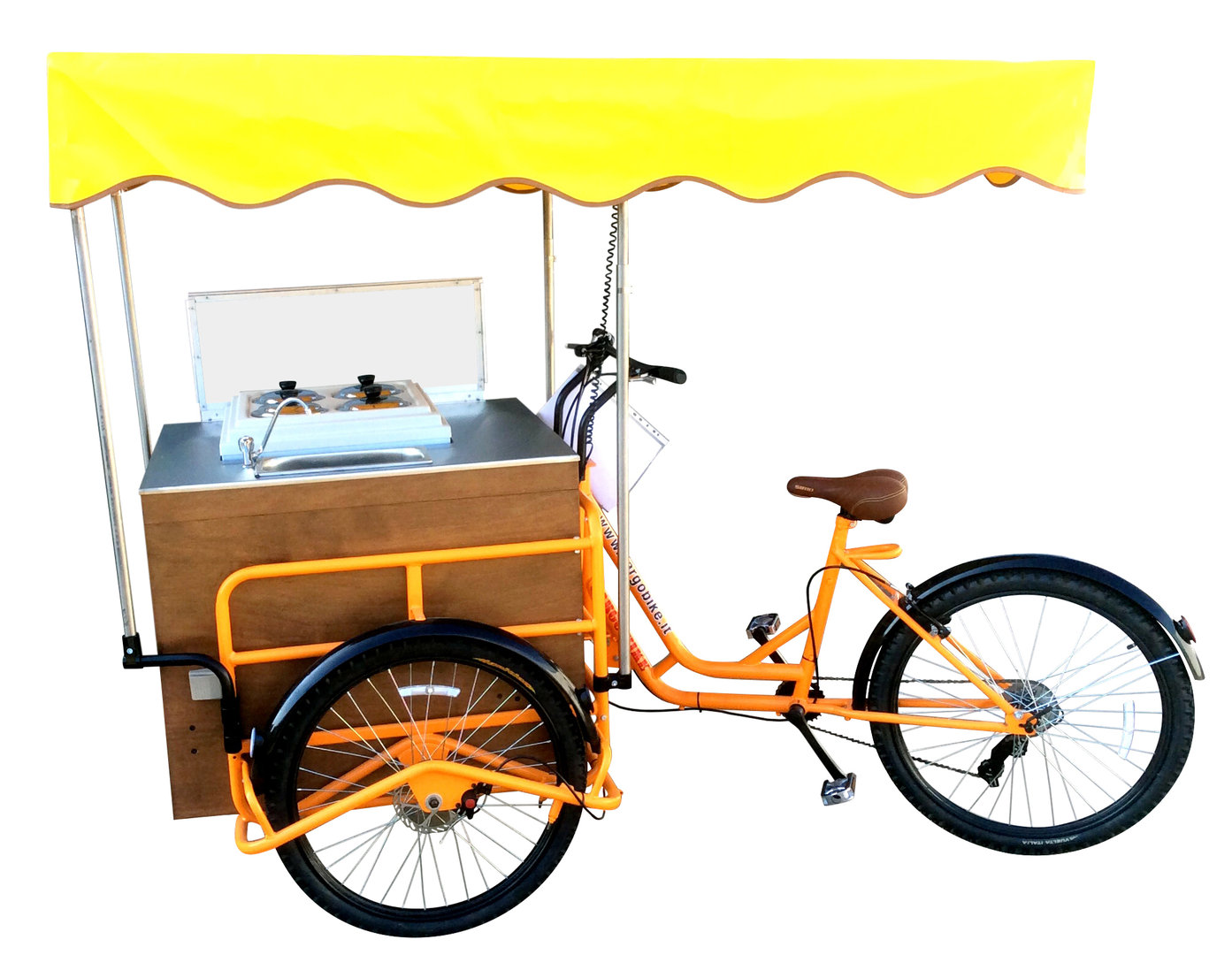 PONY LITTLE ICE CREAM CART 4 FLAVORS With BATTERY