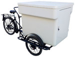 NORDIK HD Tricycle + Fiberglass Speedy Box