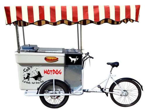 HOT DOG BIKE SPEEDY XL AD ALCOOL E CARTUCCE