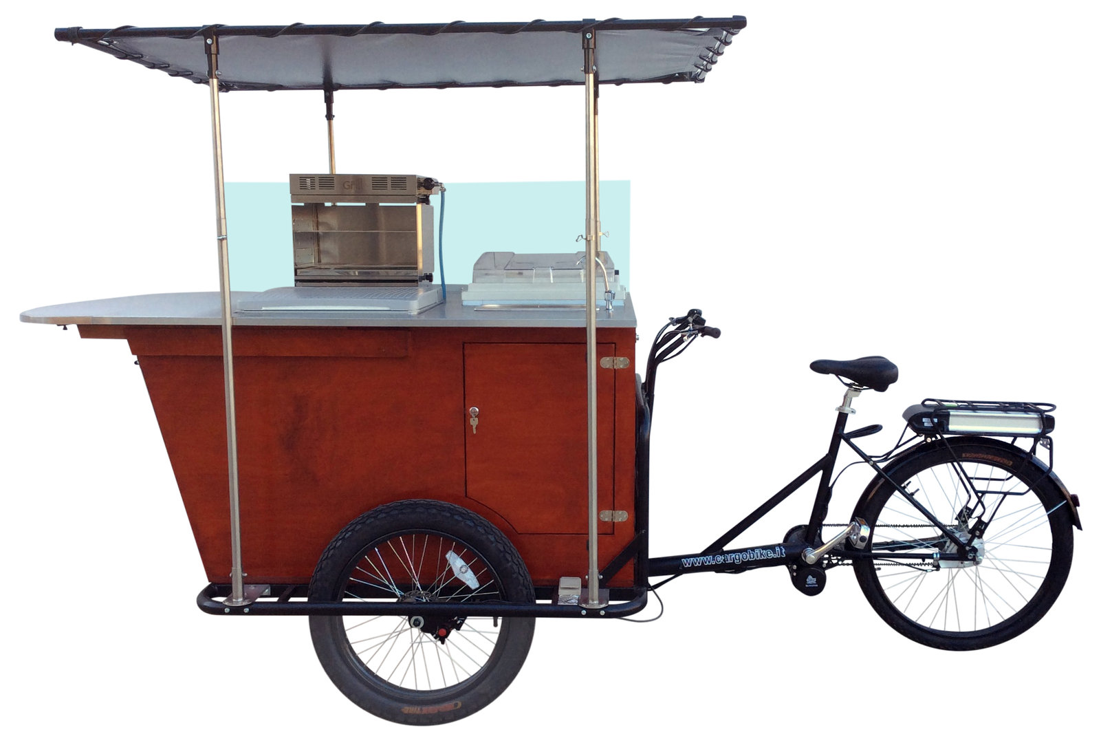 STREET FOOD BIKE YACHTING BASIC