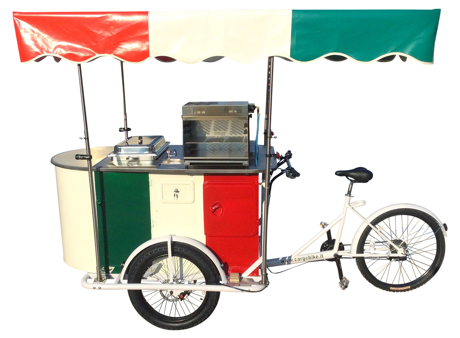 STREET FOOD BIKE REVIVAL BASIC on CYCLOPE A90