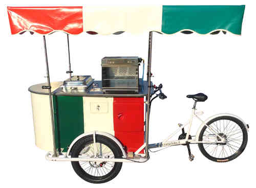 STREET FOOD BIKE REVIVAL BASIC su CYCLOPE A90