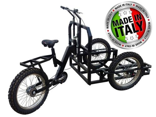 ATTILA Work Tricycle Cargo Bike