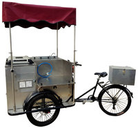 Cargo Tricycle with Cheap Preparation