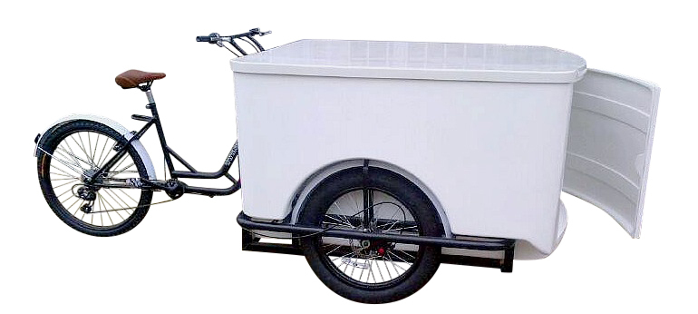 ASSEMBLY KIT STREET FOOD BIKE BIG FOOT ROMA