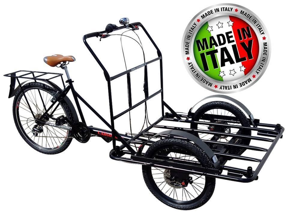 NORDIK BASIC Cargo Bike Base Robusta e Leggera da allestire 469652068b7e7