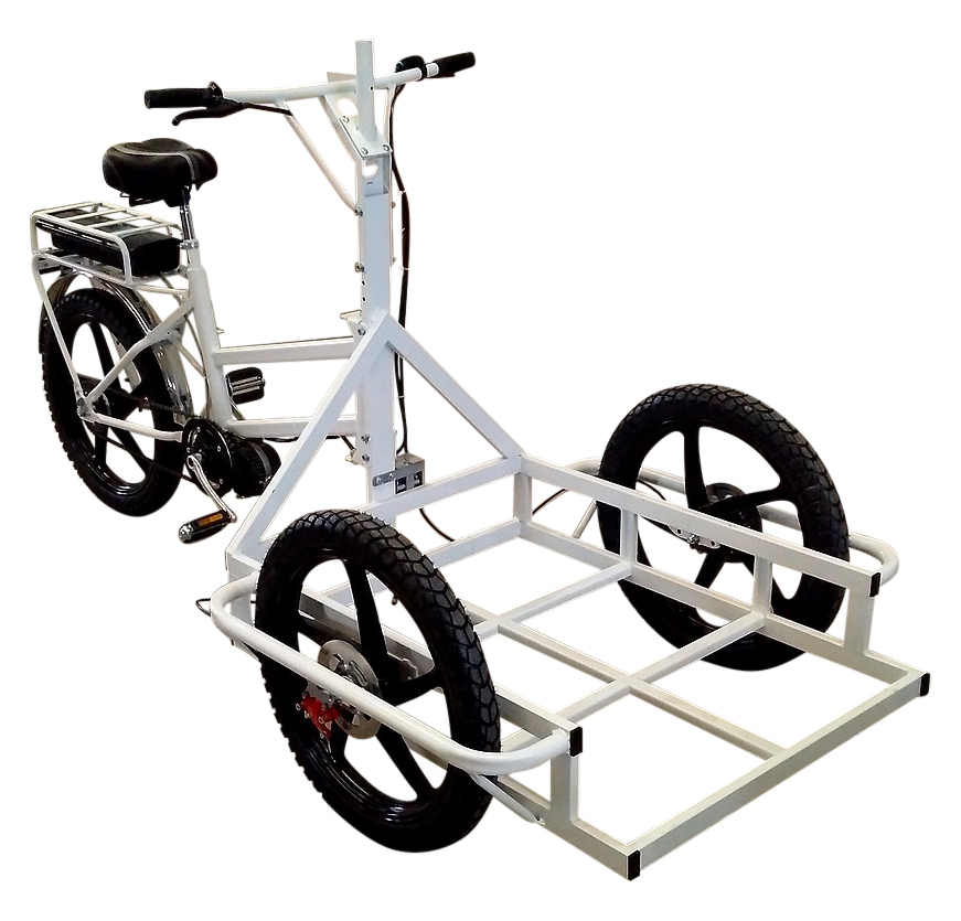 KRONOS Basic Electric Cargo Bike