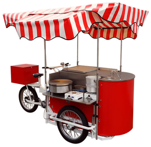 STREET FOOD BIKE REVIVAL DE LUX BASIC SU ATTILA