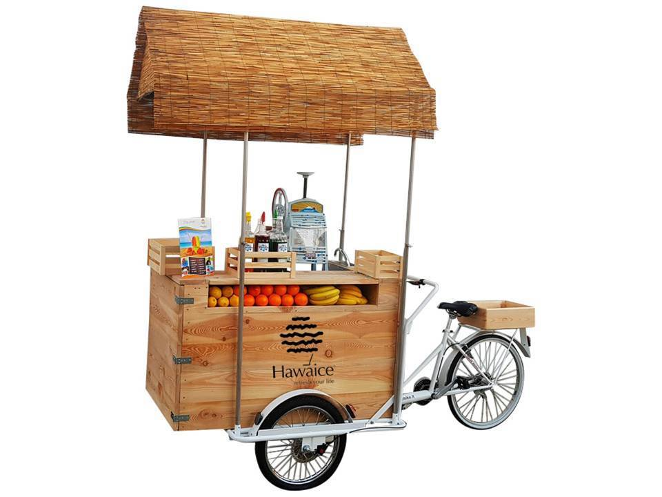Hawai Street Food Bike Basic
