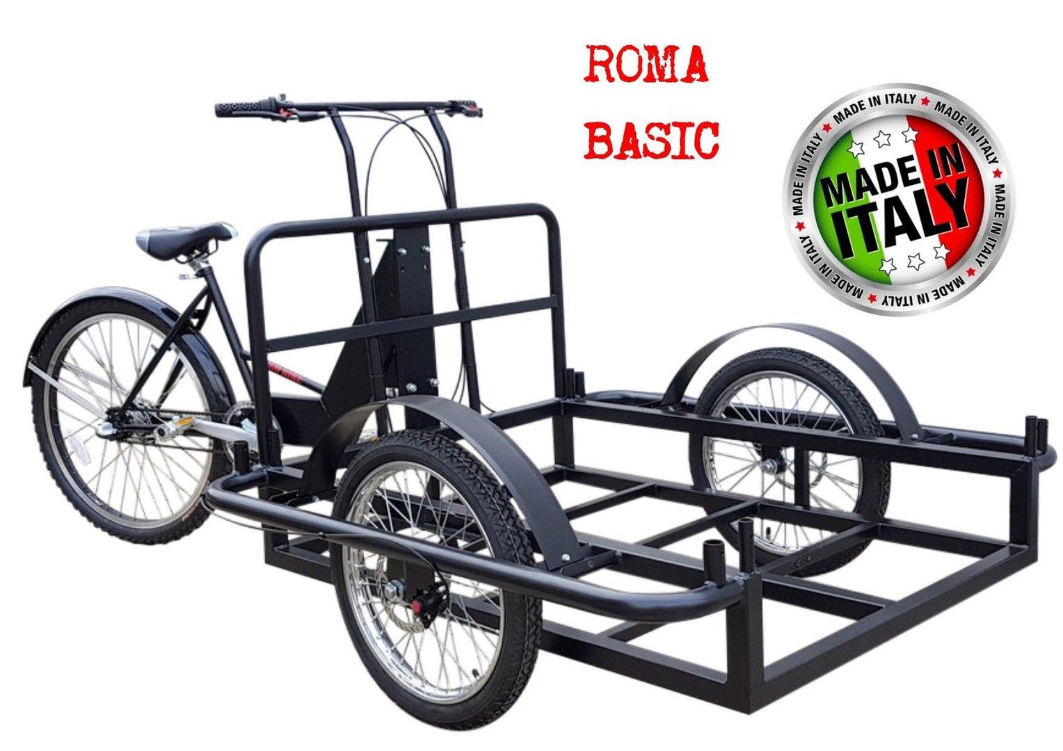 Catalogo Prezzi Cargo Bike Tricicli Biciclette Da Carico Lavoro