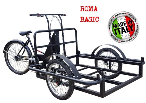 ROMA BASIC Work Tricycle Bike Cargo