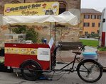 USED STREET FOOD BIKE QUADRA BASIC CYCLOPE