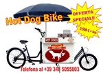 HOT DOG WAGON BIKE Work Bicycles Long Cargo Bike