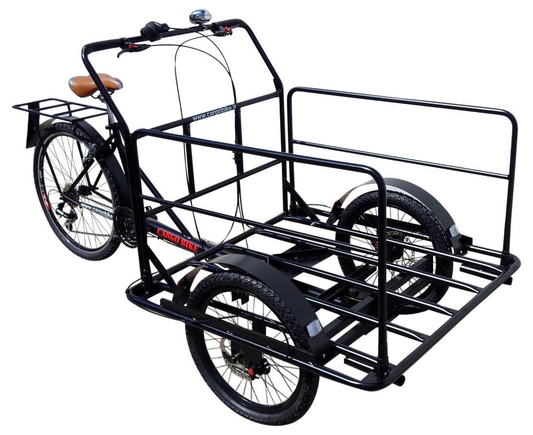 TRICICLO CARGO BIKE NORDIK BASIC ITALIAN TRICYCLE BICI DA CARICODA LAVORO 30.  NORDIK BASIC is the ideal Cargo Bike ... 73dcff146a296