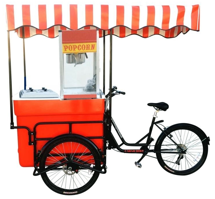 TRICICLO_CARRETTO_POP_CORN_ROSSO_CARGO_BIKE